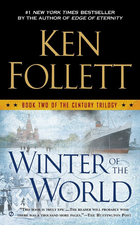 Winter of the World (Reissue) (Paperback) by Ken Follett - image 1 of 1