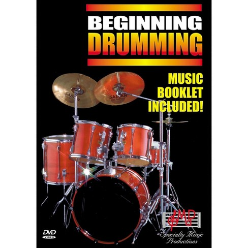 Specialty Music Productions Beginning Drumming (DVD) - image 1 of 6