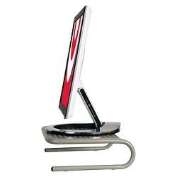 Allsop Monitor Stand Metal Art Jr. - Pewter (27021)