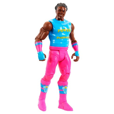 WWE Tough Talkers Xavier Woods Action Figure - image 1 of 5