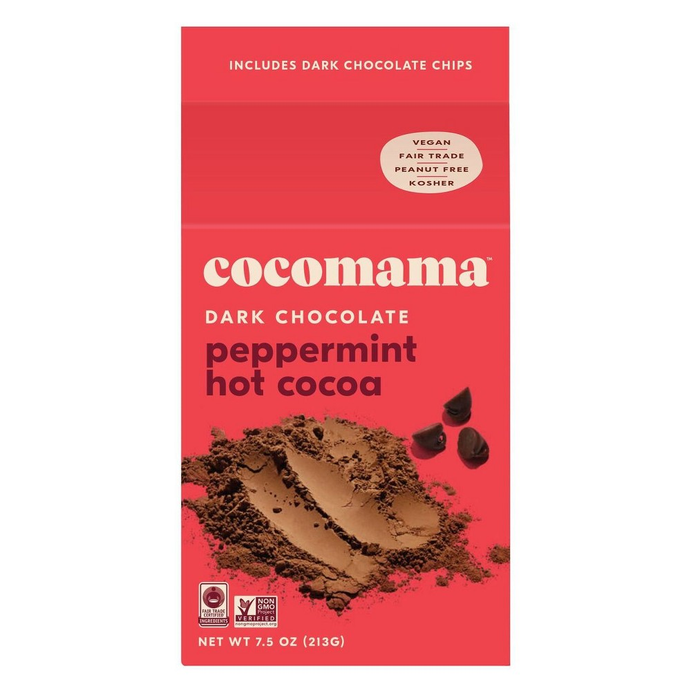 Cocomama Peppermint Hot Cocoa - 7.5oz