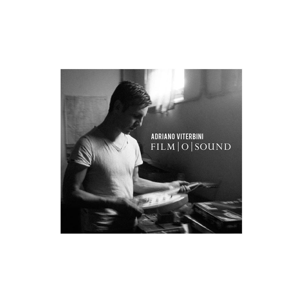 Adriano viterbini - Filmosound (Vinyl)