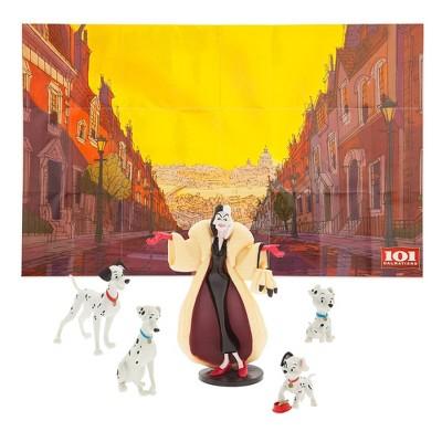 Disney 101 Dalmatians Figure Set - Disney store