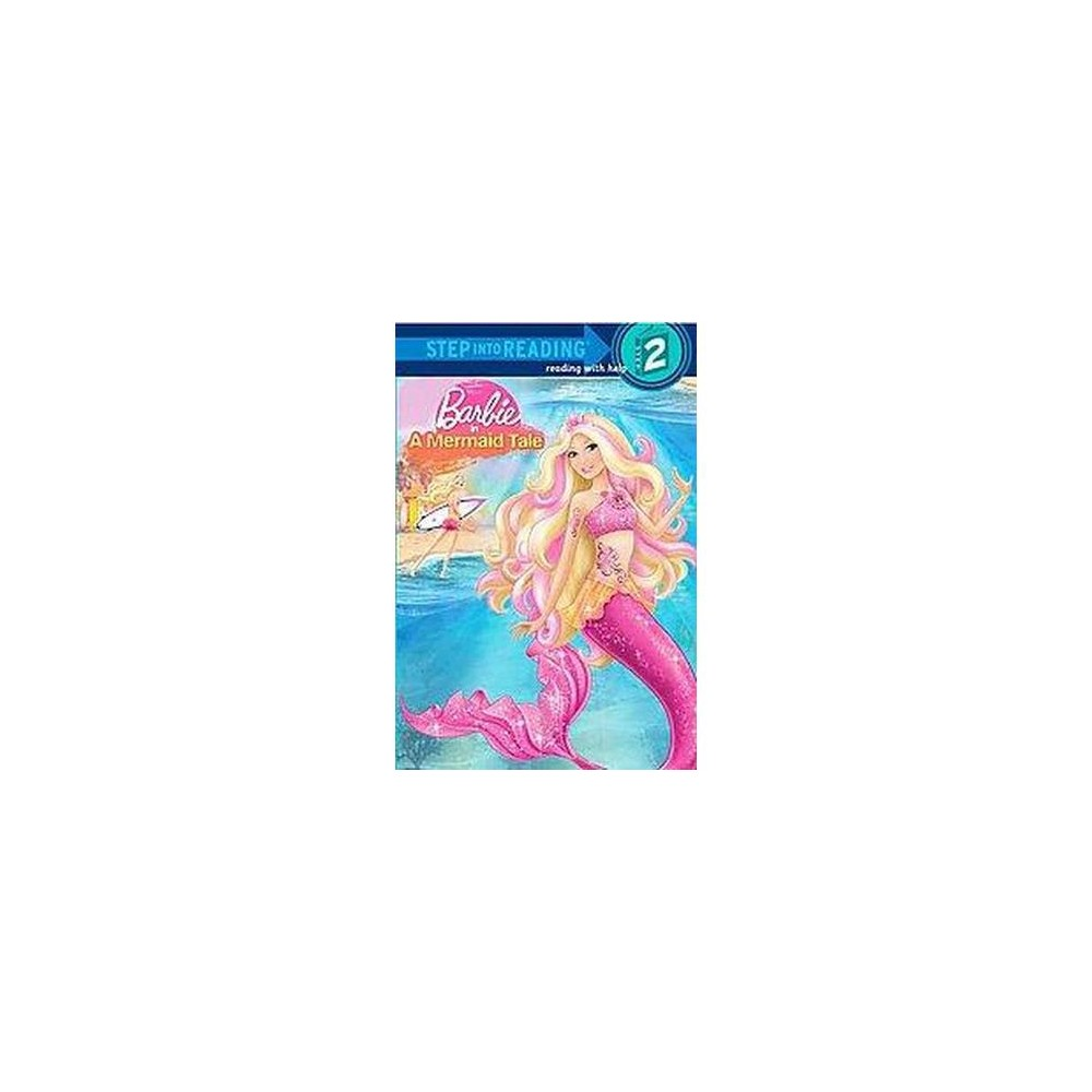 Barbie in a Mermaid Tale ( Step into Reading) (Paperback) by Christy Webster