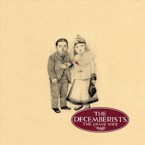 Decemberists - Crane wife (Vinyl) - image 1 of 1