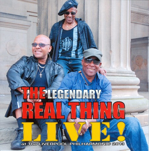 Real thing - Live at the liverpool philharmonic 20 (CD) - image 1 of 1