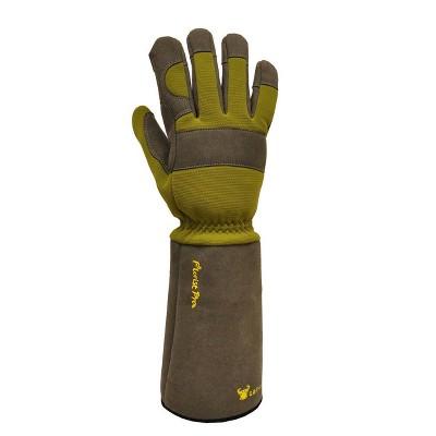 Thorn Resistant Garden Gloves   Menu0027s Large   G U0026 F