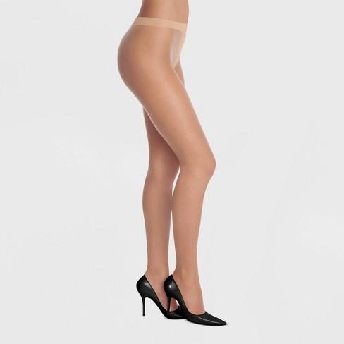 L'eggs Women's 2pk Energy Sheer Pantyhose  - image 1 of 2