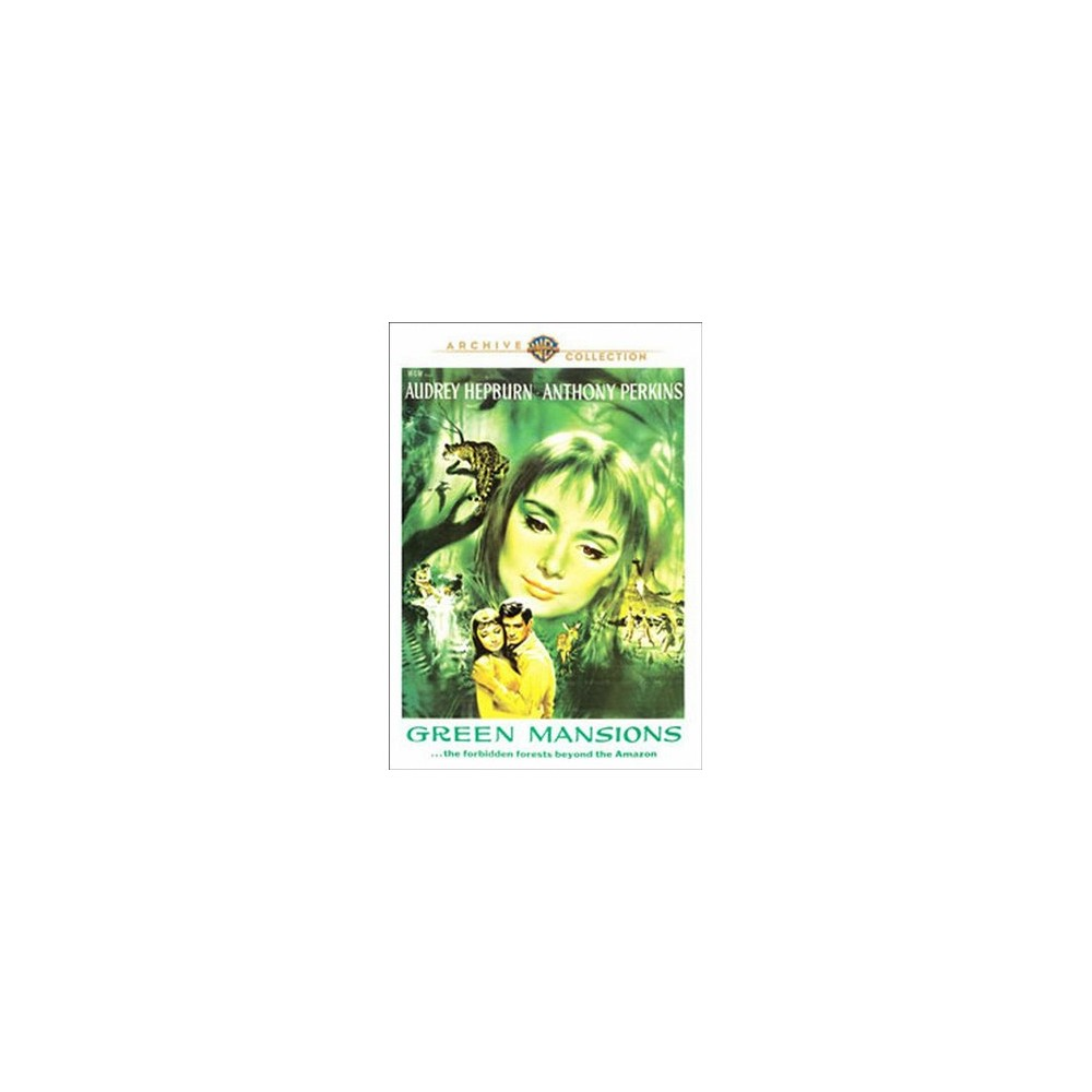 Green Mansions (Dvd), Movies