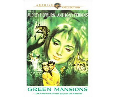 Green Mansions (DVD) - image 1 of 1