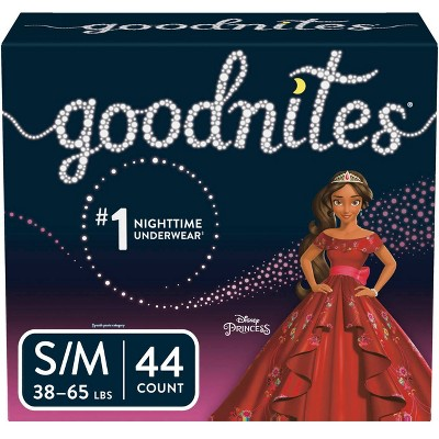Diapers: GoodNites Girls'