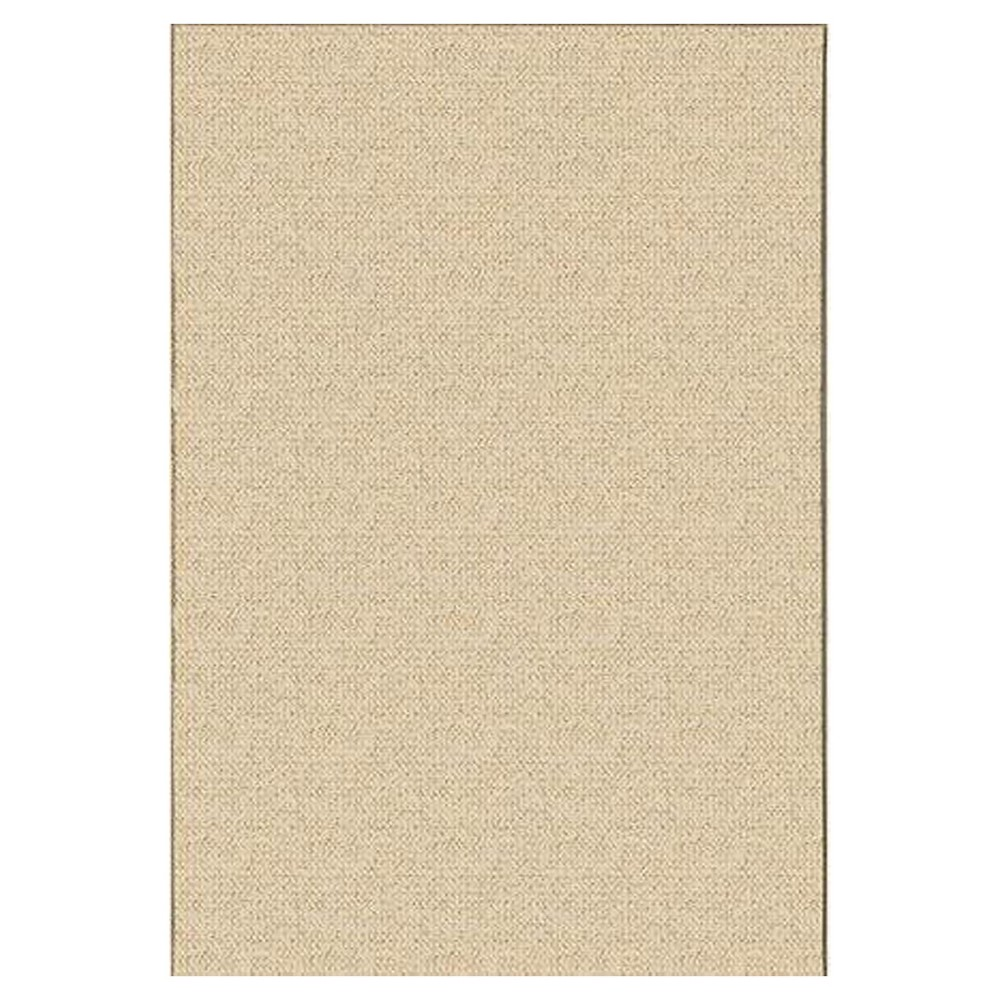 Rhodes Wool Area Rug - Natural (8' X 10')