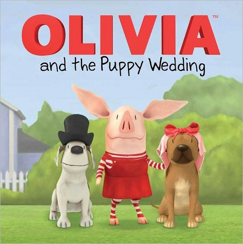 Olivia and the Puppy Wedding (Illustrator)(Paperback) by Tina Gallo & Patrick Spaziante - image 1 of 1