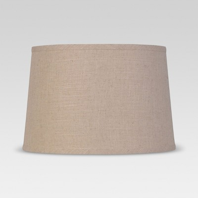 Textured Trim Large Lamp Shade Cream - Threshold™