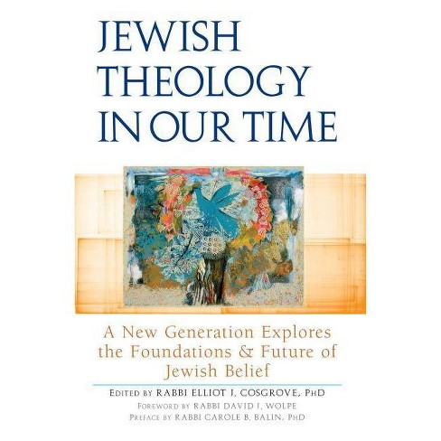 Jewish Theology in Our Time - (Hardcover) - image 1 of 1