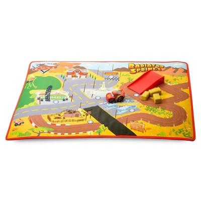 Disney Cars Radiator Springs Interactive Playmat - Disney store