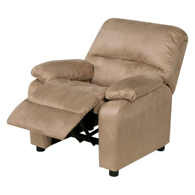 Ordinaire Relaxzen Youth Recliner With Cupholder And Dual USB