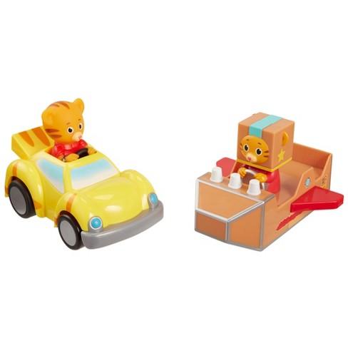 Daniel Tiger's Neighborhood Toy Vehicles Set - image 1 of 4