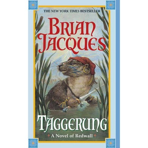 Taggerung - (Redwall) by  Brian Jacques (Hardcover) - image 1 of 1