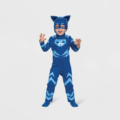 Toddler Boys' Pj Masks Catboy Deluxe Halloween Costume by Disguise