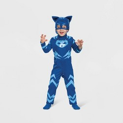 Toddler Boys' PJ Masks Catboy Deluxe Halloween Costume