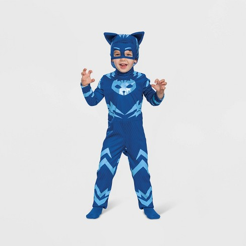 Toddler Boys' PJ Masks Catboy Deluxe Halloween Costume - image 1 of 2