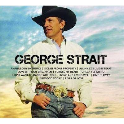 George Strait - ICON (LP) (Vinyl)