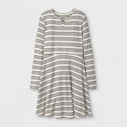 1c61d369841 Girls  Rib Knit Dress - Art Class™   Target