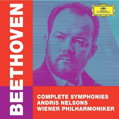 Andris Nelsons - Beethoven: Complete Symphonies (CD) - image 1 of 1