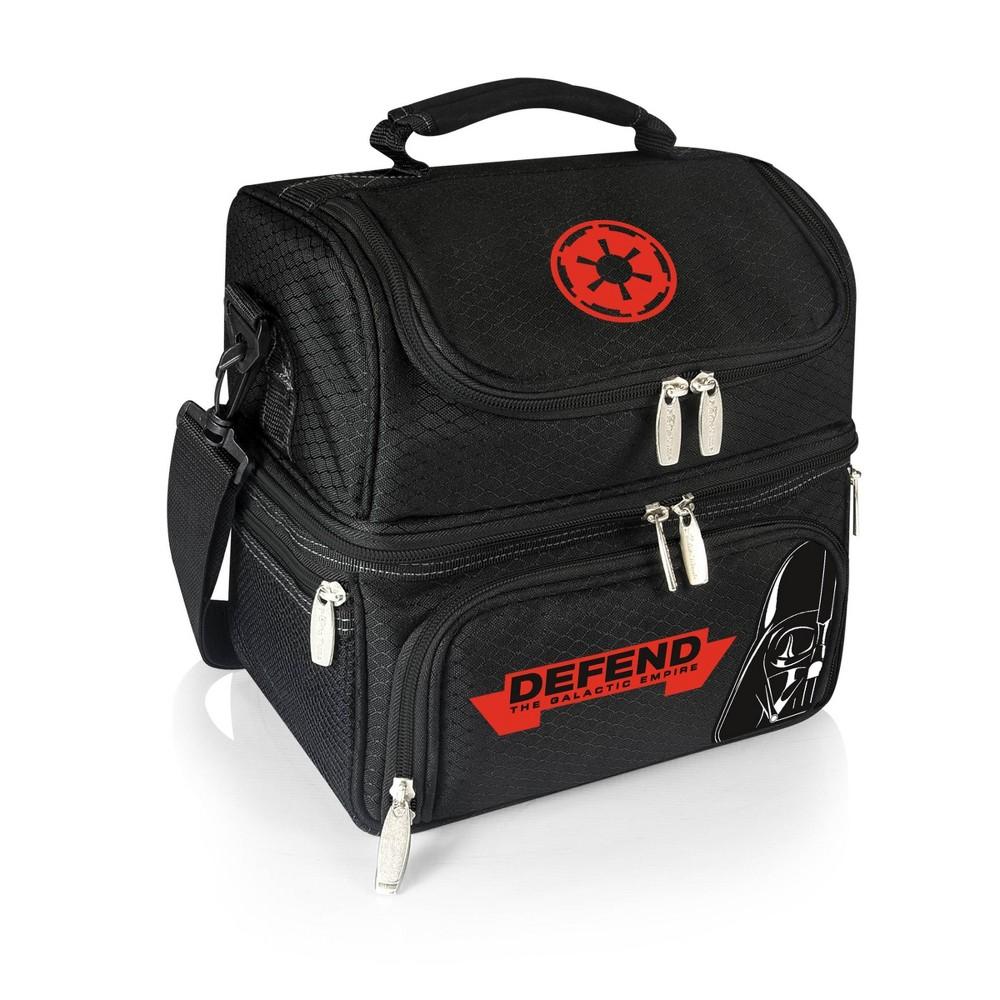 Picnic Time Star Wars Darth Vader Pranzo Lunch Bag Black