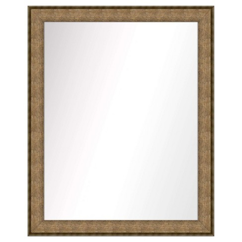 Vanity Mirror PTM Images Deep Gold - image 1 of 1