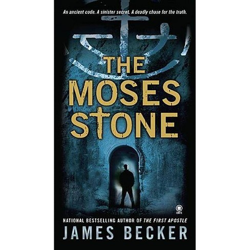 The Moses Stone - (Chris Bronson) by  James Becker (Paperback) - image 1 of 1