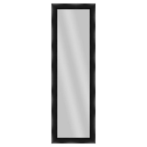 Floor Mirror PTM Images Black - image 1 of 1
