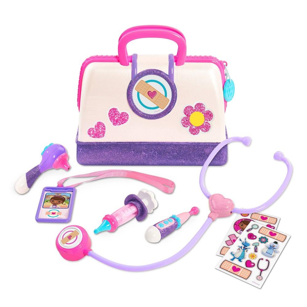 Doc Mcstuffins Toy Hospital Doctor S Bag Set