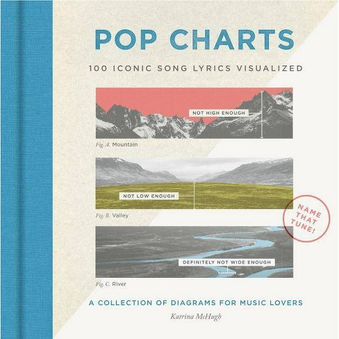 Pop Charts - by  Katrina McHugh (Hardcover) - image 1 of 1