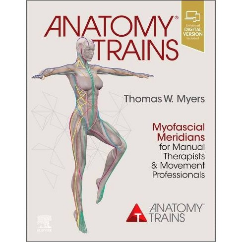 Anatomy Trains - 4 Edition by  Thomas W Myers (Paperback) - image 1 of 1