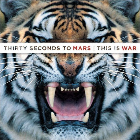 30 Seconds To Mars - This Is War (Vinyl) - image 1 of 6
