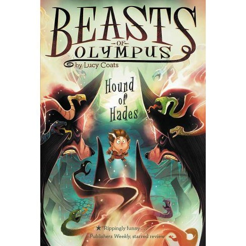Hound of Hades - (Beasts of Olympus) by  Lucy Coats (Paperback) - image 1 of 1