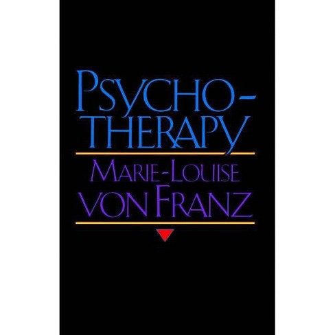 Psychotherapy - by  Marie-Louise Von Franz (Paperback) - image 1 of 1