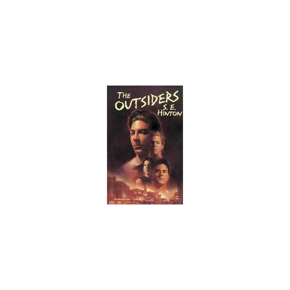 Outsiders (Hardcover) (S. E. Hinton)