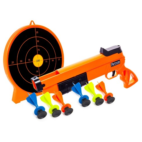 Petron Sports Pistol & Target Combo Toy - image 1 of 6