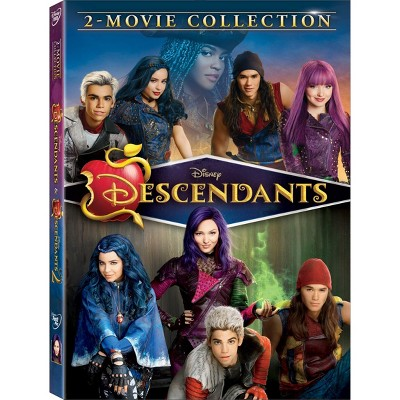 Descendants 1 & 2 (2-Movie Collection) (DVD)