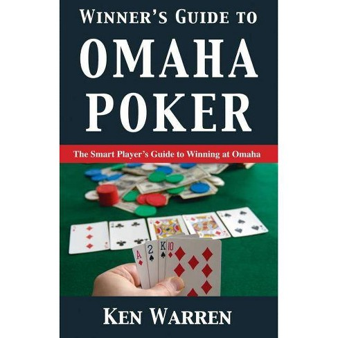 Winner's Guide to Omaha Poker - by  Ken Warren (Paperback) - image 1 of 1