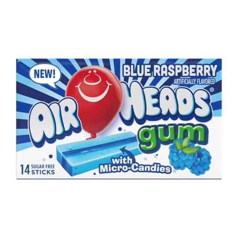 Airheads Blue Raspberry Candy - 14ct - image 1 of 4