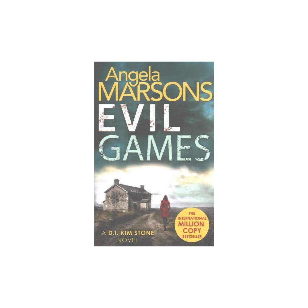 Evil Games (Paperback) (Angela Marsons)