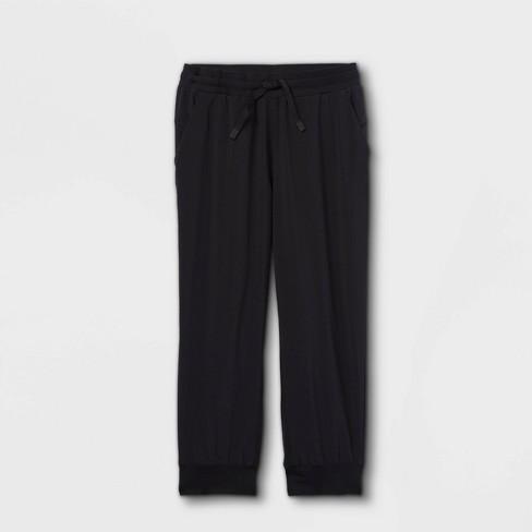 Girls' Woven Capri Pants - All in Motion™ - image 1 of 2