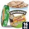 Ben & Jerry's Non-Dairy Ice Cream Chocolate Chip Cookie Dough Frozen Dessert - 16oz - image 2 of 4
