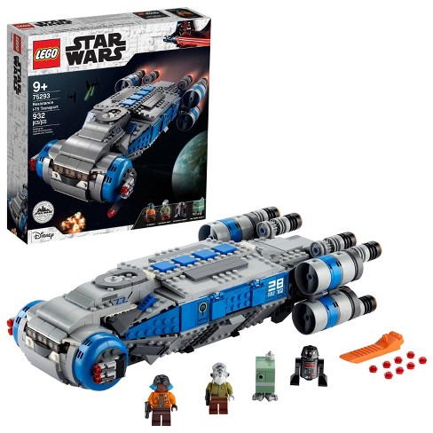 LEGO Star Wars Resistance I-TS Transport Building Kit with Astromech Droid and GNK Power Droid 75293 - image 1 of 4