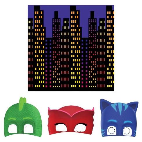 Pj Masks Photo Booth Kit - image 1 of 1