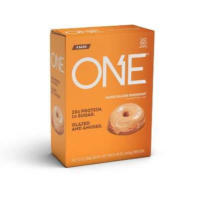 ONE Protein Bar - Maple Glazed Doughnut - 4ct